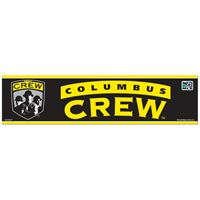 "Picture of Columbus Crew SC Bumper Strip 3"" x 12"""