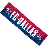 """Picture of FC Dallas Cooling Towel 8"""" x 30"""""""