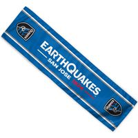 """Picture of San Jose Earthquakes Cooling Towel 8"""" x 30"""""""