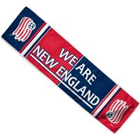 "Picture of New England Revolution Cooling Towel 8"" x 30"""