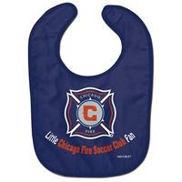 Picture of Chicago Fire All Pro Baby Bib