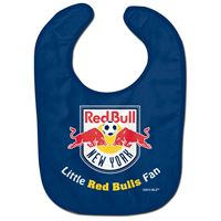 Picture of New York Red Bulls All Pro Baby Bib