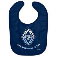 Picture of Vancouver Whitecaps FC All Pro Baby Bib