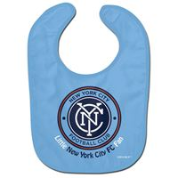 Picture of New York City FC All Pro Baby Bib