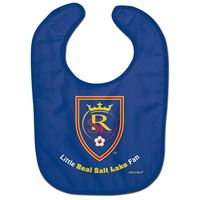 Picture of Real Salt Lake All Pro Baby Bib