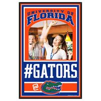 Picture of Florida, University of Mirror Wood Sign