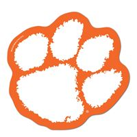 Picture of Clemson University Logo on the Go Go