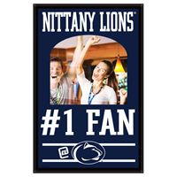 Picture of Penn State University Mirror Wood Sign