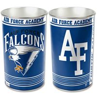 "Picture of Air Force Academy Wastebasket - tapered 15""H"