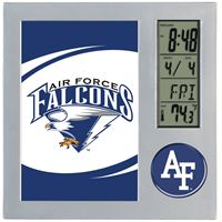 Picture of Air Force Academy Desk Clock