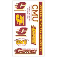 Picture of Central Michigan University Tattoos