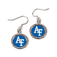 Picture of Air Force Academy Earrings Jewelry Carded Round