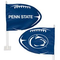 Picture of Penn State University Shaped Car Flag