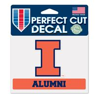 Picture for category Perfect Cut Color Decal ALUMNI