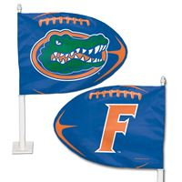 Picture of Florida, University of Shaped Car Flag