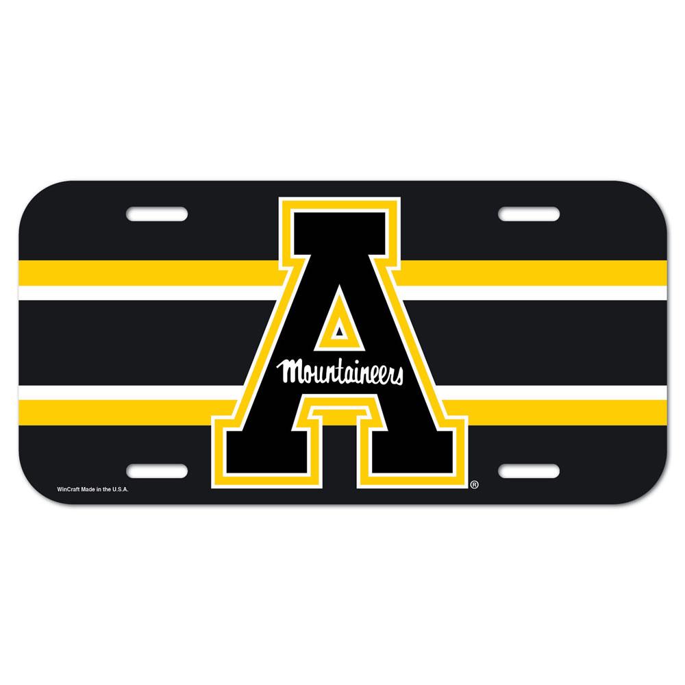 SETeamShop. Appalachian State University License Plate