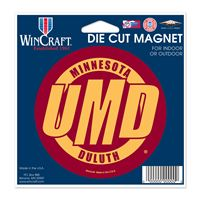 "Picture of Minnesota-Duluth, University of Die Cut Magnet 45"" x 6"""