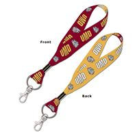 Picture of Minnesota-Duluth, University of Lanyard Key Strap 1""