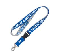 """Picture of Air Force Academy Lanyard w/detach buckle 3/4"""""""