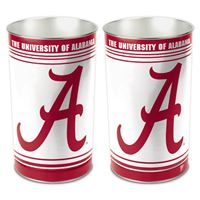 "Picture of Alabama, University of Wastebasket - tapered 15""H"