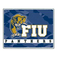 "Picture of Florida International University Glass Cutting Board 7"" x 9"""