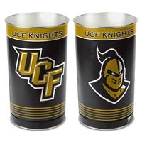 "Picture of Central Florida, University of Wastebasket - tapered 15""H"