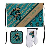 Picture of Coastal Carolina University Barbeque Tailgate Set-Premium