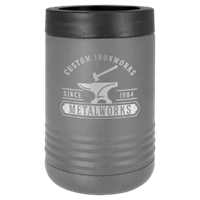 Picture of  LBH30 - Polar Camel Dark Gray Stainless Steel Vacuum Insulated Beverage Holder